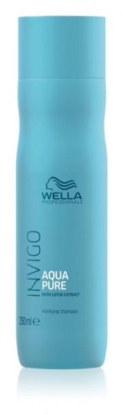 WELLA Invigo Balance Aqua Pure Shampoo, 250ml