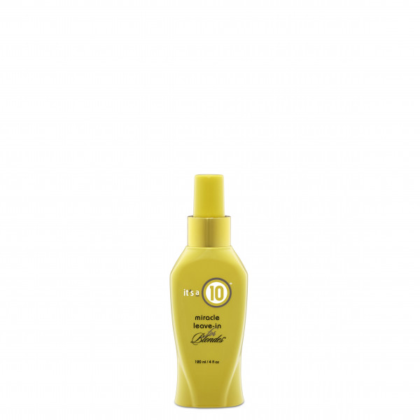 It's a 10 Miracle Leave-In Conditioner for Blondes, 120ml