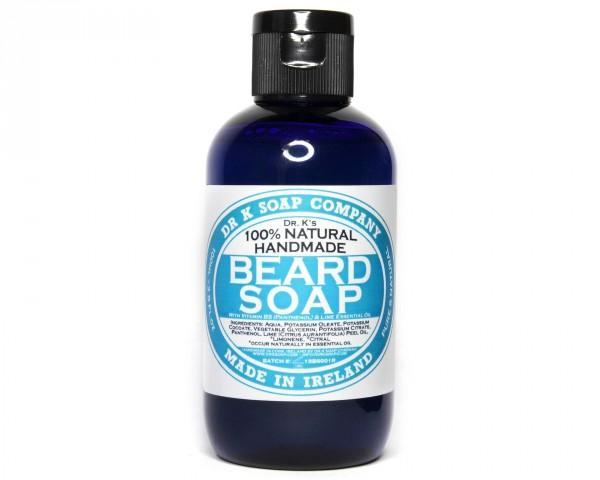DR. K Beard Soap Lime, 100ml