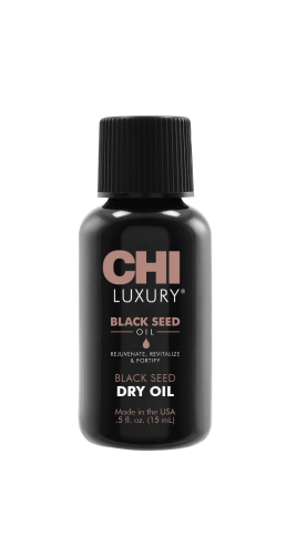 CHI Luxury Black Seed Dry Oil, 15ml