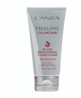 LANZA Healing ColorCare Silver Brightening Conditioner, 50ml