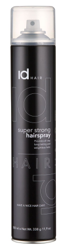 IdHair Super Strong Hairspray, 500ml