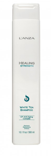 LANZA Healing Strength White Tea Shampoo, 300ml