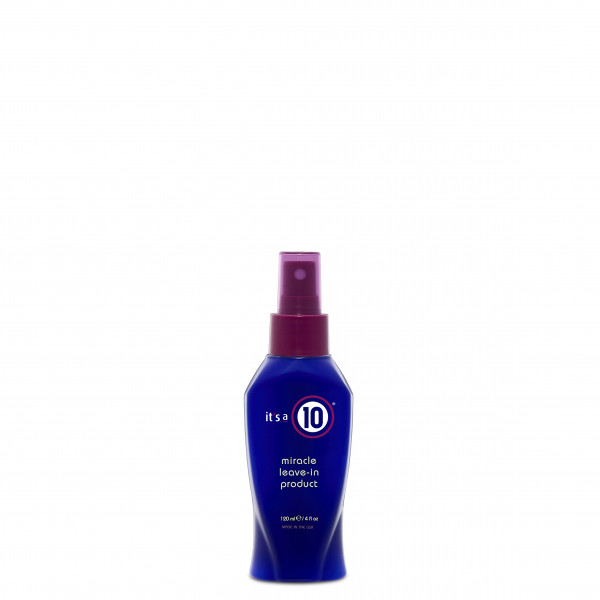 It's a 10 Miracle Silk Leave-In Conditioner, 120ml