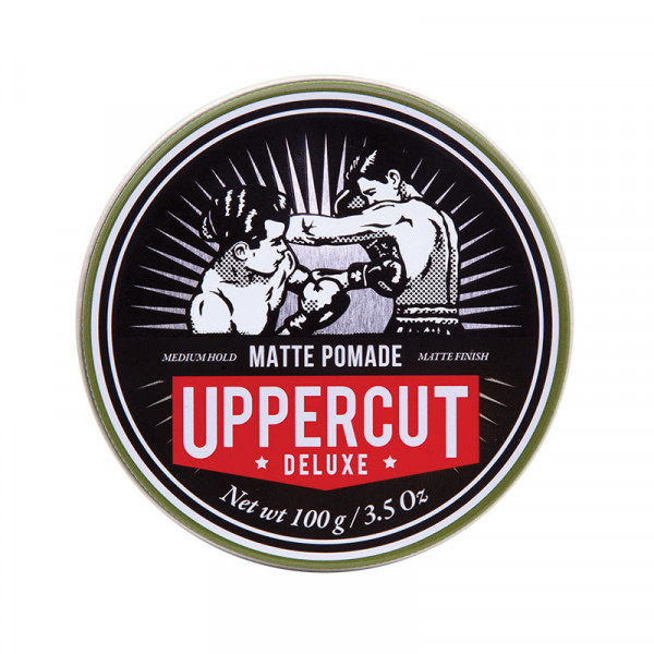 UPPERCUT Deluxe Matte Pomade, 100g