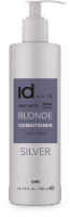Vorschau: idHAIR Elements Xclusive Blond Silver Conditioner, 1L