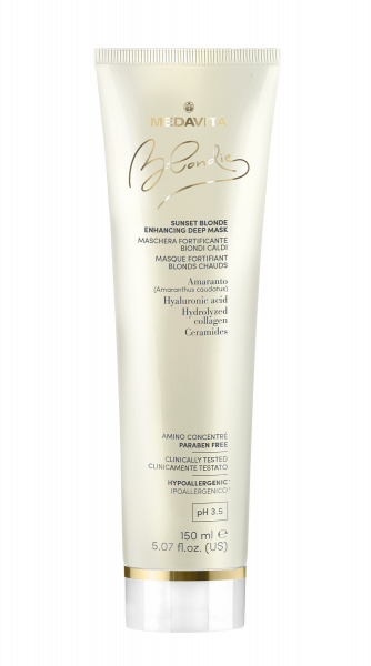 MEDAVITA Blondie SUNSET Blonde Enhancing Deep Mask, 150ml
