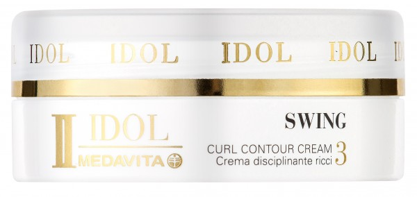 MEDAVITA IDOL Curly Swing Curl Contour Cream, 150ml