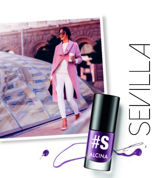 ALCINA Nail Colour Sevilla 050, 5ml