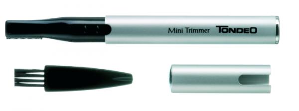 TONDEO Mini Trimmer Silber oder Schwarz