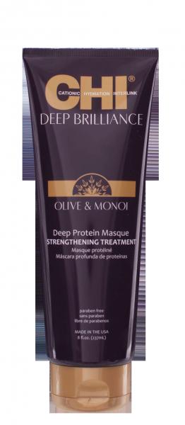 CHI Deep Brillance Deep Protein Masque, 237ml