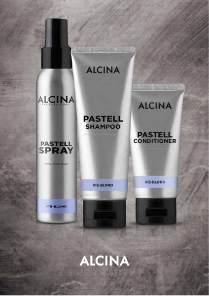 ALCINA Pastell Conditioner ICE-BLOND, 100ml