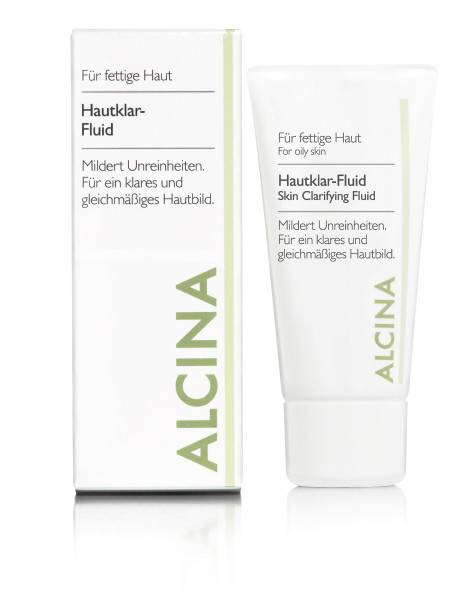 ALCINA Hautklar-Fluid, 50ml