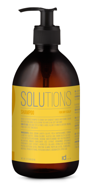 IDHAIR Solutions Anti- Schuppen Shampoo No.2, 500ml