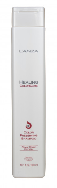 LANZA Healing ColorCare Preserving Shampoo, 300ml