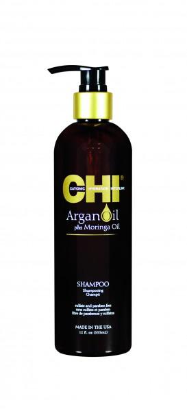 Friseur Produkte24, Chi Argan Oil Shampoo regeneriert trockenes und sprödes Haar