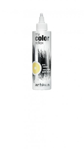 ARTÉGO MY Color Reflex Sehr helles Goldblond, 200ml