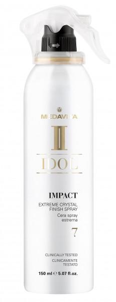 MEDAVITA IDOL Creative Impact Extreme Crystal Finish Spray, 150ml