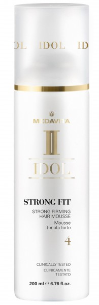 MEDAVITA IDOL Texture Strong Fit Strong Firming Hair Mousse, 200ml
