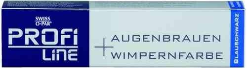 PROFILINE Augenbrauen + Wimpernfarbe blauschwarz, 15 ml