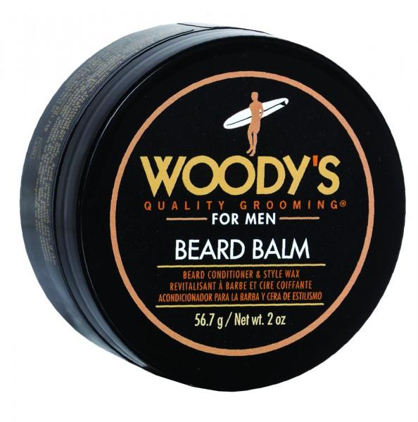 Friseur Produkte24, WOODY´S Bartbalsam Pflege und Styling für den Bart