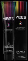 LANZA Healing Color Vibes Red, 90ml