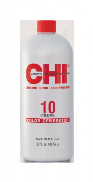 CHI Volume Color Generator, 10Vol., 3%; 296 ml