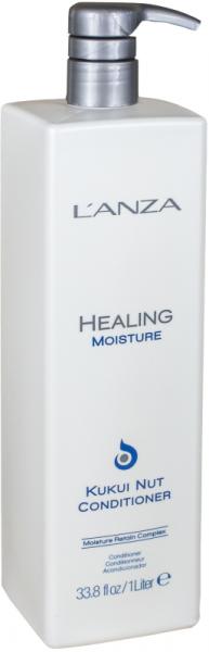 LANZA Healing Moisture Kukui Nut Conditioner, 1000ml