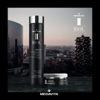 Vorschau: MEDAVITA Black Idol Grip Structuring Gel, 50ml