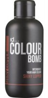 idHAIR Colour Bomb Shiny Copper 747, 250ml