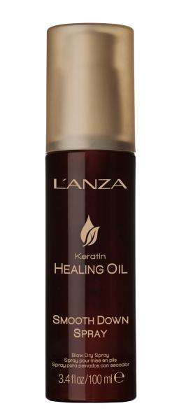 LANZA Keratin Healing Oil Smooth Down Spray, 100ml