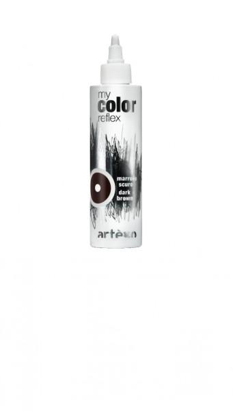 ARTÉGO MY Color Reflex Dunkelbraun, 200ml