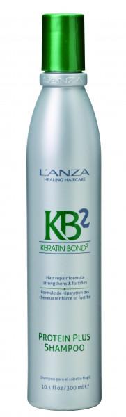 LANZA KB² Protein Plus Shampoo, 300ml