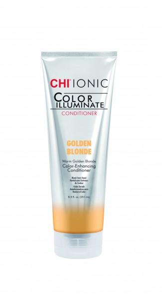 CHI IONIC Color Illuminate Conditioner Golden Blonde, 251ml