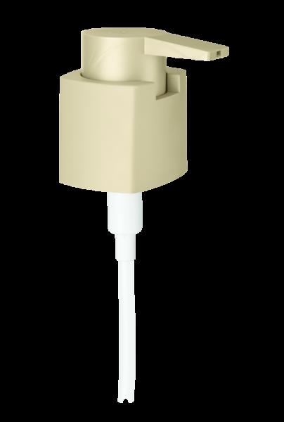 SP LUXEOIL Keratin Shampoo Pumpe Gold, 1 Stück