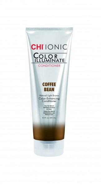 CHI IONIC Color Illuminate Conditioner Coffee Bean, 251ml