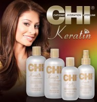 Vorschau: CHI Keratin Breath Fresh Hair Duo Paket, 2 x 946 ml