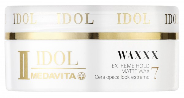 MEDAVITA IDOL Creative Waxxx Extreme Hold Matte Wax, 100ml