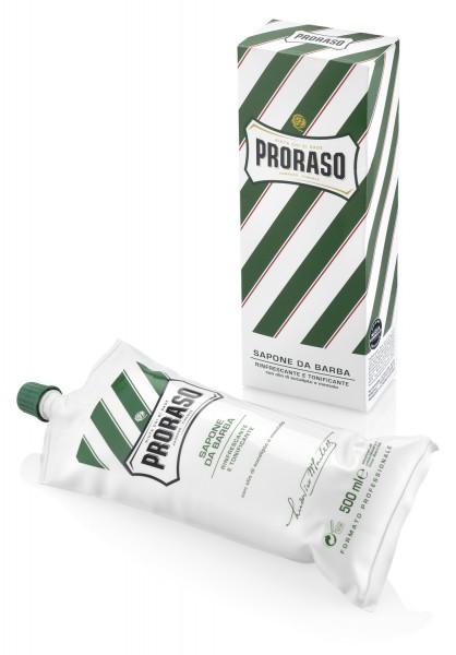 Friseur Produkte24 , Proraso Professional Rasiercreme Refresh 500ml