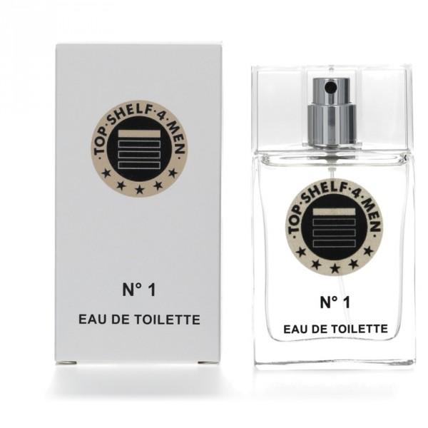 TOP SHELF 4 MEN Eau de Toilette N1, 50ml