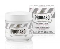 Friseur Produkte24 , Proraso Preshave Creme Sensitive 100ml
