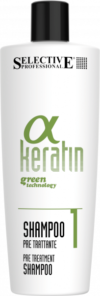 SELECTIVE Alpha Keratin Shampoo Pre Treatment, 500ml
