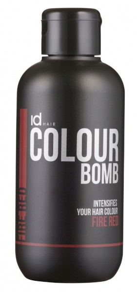 idHAIR Colour Bomb Fire Red 766, 250ml
