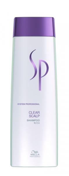 SP CLEAR SCALP Shampoo, 250ml