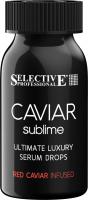 Vorschau: SELECTIVE Caviar Serum Drops 6 x 10 ml + Luxury Shampoo 250 ml