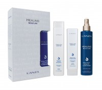 LANZA Healing Moisture Kit, 800ml