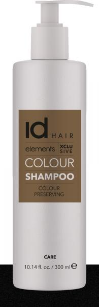 idHAIR Elements Xclusive Colour Shampoo, 1L