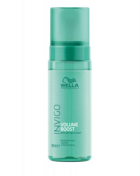 WELLA Invigo Volume Boost Bouncy Foam, 150ml
