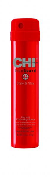 Friseur Produkte24, Chi 44 Iron Guard, Hitzeschutz Spray mit starker Festigung