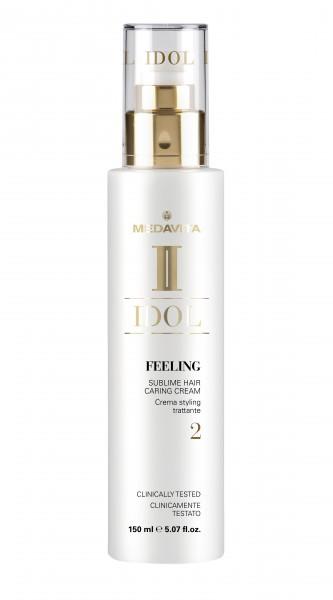 MEDAVITA IDOL Texture Feeling Sublime Hair Caring Cream, 150ml